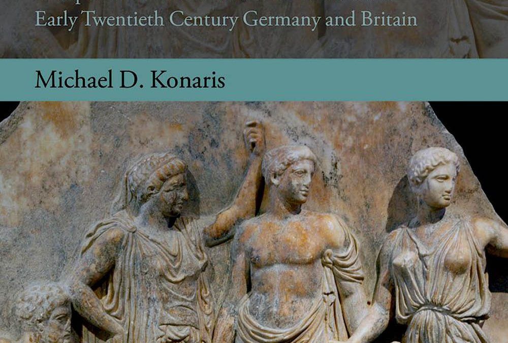 The Greek Gods in Modern Scholarship: Interpretation and Belief in Nineteenth and Early Twentieth Century Germany and Britain
