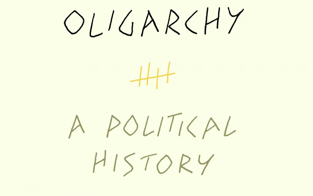 SIMONTON Classical Greek Oligarchy: A Political History