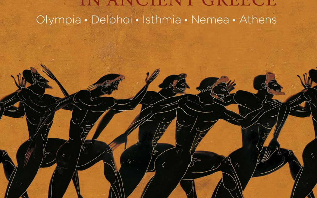 VALAVANIS Games and Sanctuaries in Ancient Greece: Olympia, Delphoi, Isthmia, Nemea, Athens